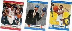 2012-13 Hoops Glossy Parallel Set Singles NBA Basketball Tra