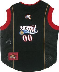 Philadelphia 76ers #00 Black Pet Mesh Jersey