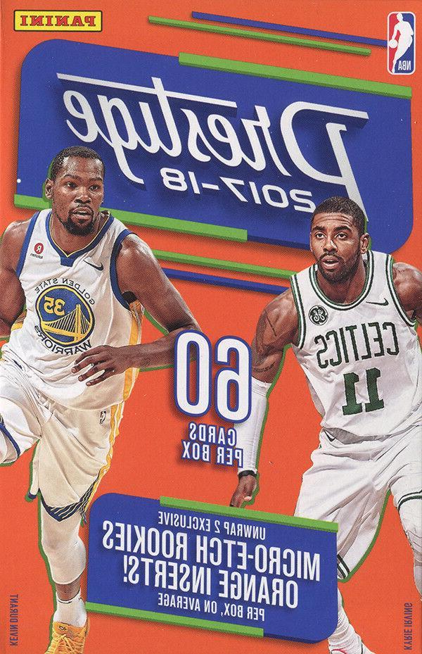 2017 18 prestige basketball finish your set