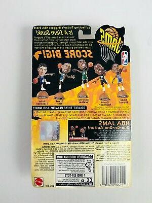 ALLEN IVERSON 76ERS 1998 MATTEL NBA JAMS