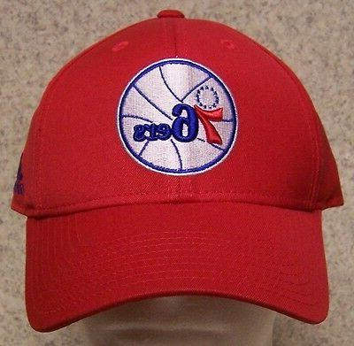 embroidered baseball cap sports nba philadelphia 76ers