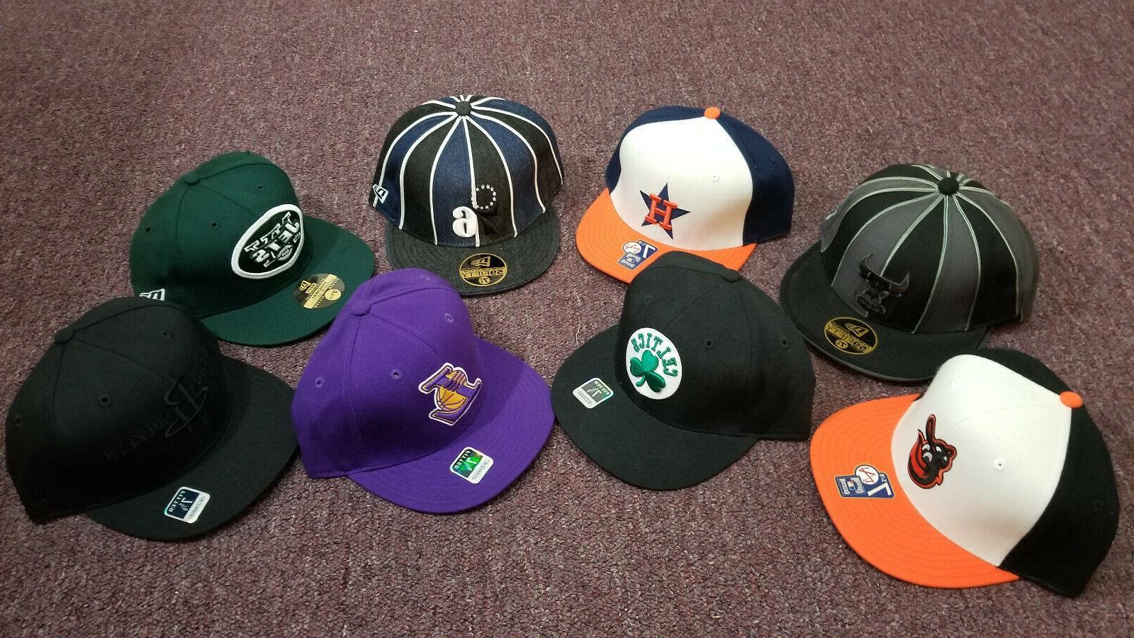 NBA Baseball Caps, Reebok Original