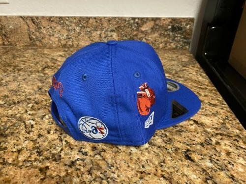 Philadelphia 76ers Edition Baseball Hat Cap Embid