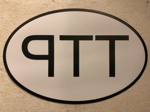 Philadelphia 76ers Trust the Process TTP Car Magnet. Sixers