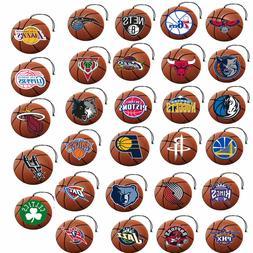 NBA 3 pack Air Freshener Team Logo on Basketball NuCar ProMa