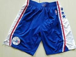 Philadelphia 76ers NBA Basketball Shorts Men's Pants NWT Sti