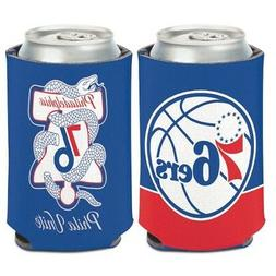 Philadelphia 76ers Wincraft NBA Phila Unite 12oz Can Coolie
